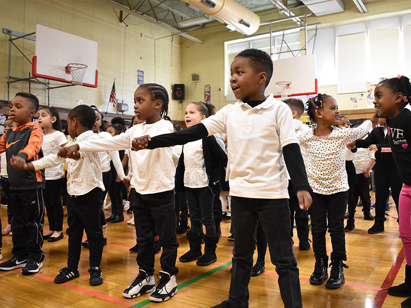 A Musical Tribute to Black History Month at Northeast