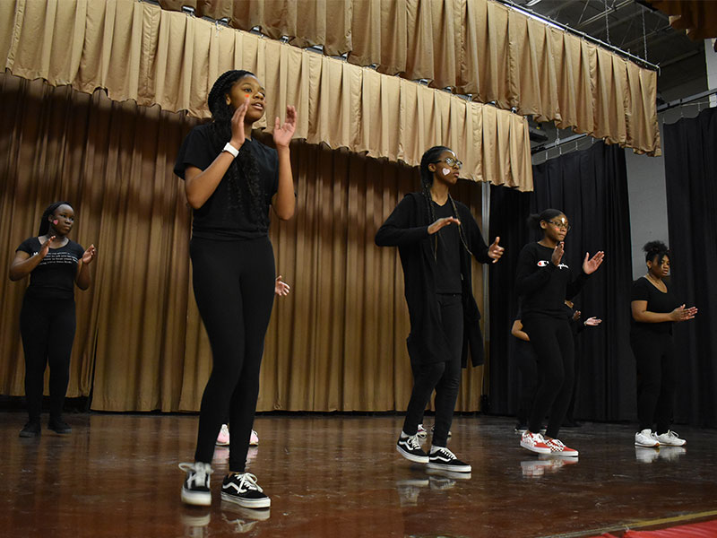 Middle School Celebrates Black History and Culture