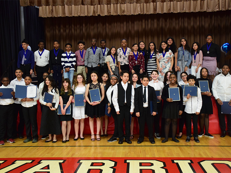 National Junior Honor Society Welcomes 22