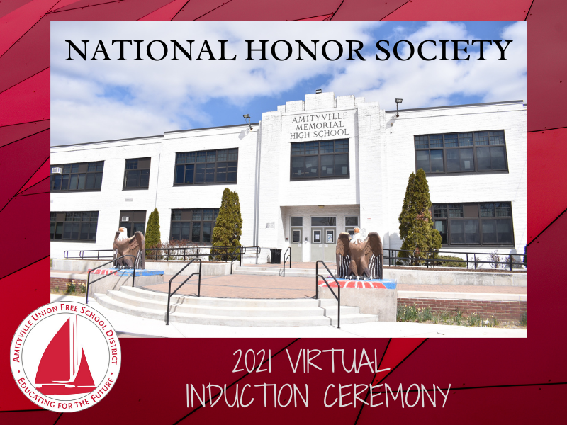 Virtual National Honor Society Induction
