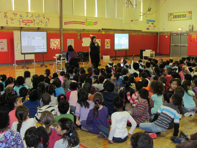 Northwest Students Learn Character Counts
