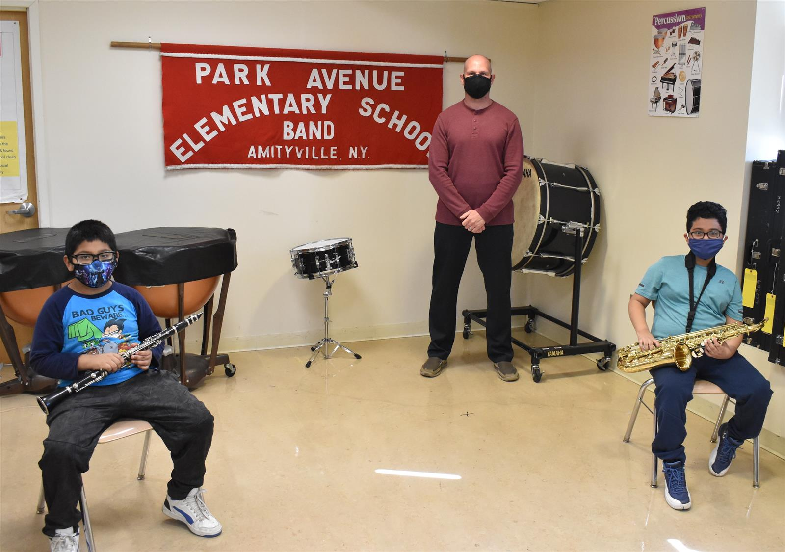 Amityville Music Program Nationally Recognized