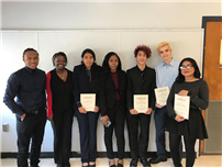 Student Impress at Business Competition photo