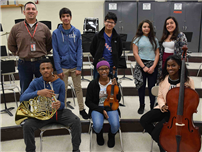 District Boasts 16 Music Festival Selections