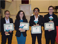 Aspiring Scientists Bring Pride to Amityville Photo