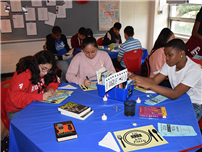 Eighth-Graders Get a Taste of Good Literature photo