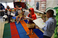 Reading Skills Take Center Stage at Northwest Photo 3